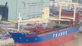 TPHCM: Hạ thủy tàu hàng 11.000 tấn