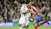 La Liga - vòng 10, trận Atletico - Real Madrid: Khi giông bão đi qua