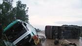 Đà Nẵng: Tai nạn liên hoàn, 1 người chết, 7 người bị thương