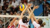 Giải bóng chuyền nữ Quốc tế VTV Cup 2010: Tuyển Việt Nam vào bán kết