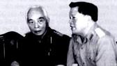 Đại tướng và những người lính Cụ Hồ