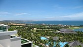 Phan Thiet has another five-star hotel on coastline