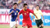 Olympic Việt Nam thắng Olympic Malaysia 2 - 1
