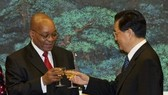 China-Africa 2010 trade to top 100 billion dollars: report