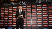 Lionel Messi đoạt Chiếc giày Vàng