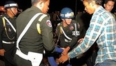 Cambodia festival stampede leaves almost 350 dead