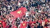 Niềm tin trở lại sau chiến thắng của đội tuyển Việt Nam