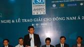 14 lãnh đạo an ninh thông tin đạt giải CSO 2010