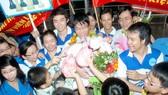 Lê Quang Liêm nhận bằng khen của UBND TPHCM