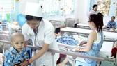 Ung thư ở trẻ em - Chưa hết cơ hội cứu chữa
