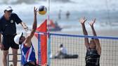 Giải bóng chuyền bãi biển toàn quốc 2011 - ĐKVĐ Cao Sơn/Minh Thiện bị loại