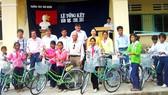 Đến với người nghèo Ninh Thuận