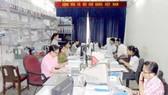 Poor conditions in Social Insurance Agencies