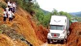 Miền Trung: Khẩn trương khắc phục hậu quả lũ lụt