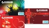 Eximbank ra mắt thẻ trả trước Visa Prepaid
