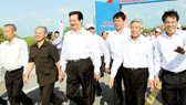 PM inaugurates key projects in Mekong Delta's Ca Mau