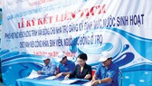 Vận động chủ nhà trọ đăng ký định mức nước cho sinh viên, công nhân