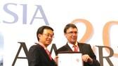 CapitaLand được nhận 2 giải thưởng về bất động sản tại Việt Nam