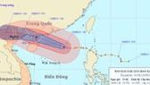 Trưa mai, 17-8, bão số 5 cách Móng Cái-Quảng Ninh khoảng 270km
