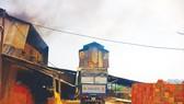 Xóa bỏ cơ sở sản xuất vật liệu xây dựng gây ô nhiễm môi trường