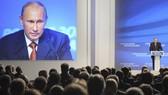 Tổng thống Nga V.Putin - Chặng đường chinh phục mới