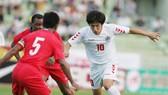 Lào - U23 Hàn Quốc: Không chịu lép vế