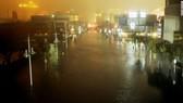 Bão Sandy tràn vào Mỹ, ít nhất 10 người chết