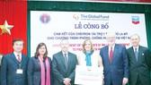 Chevron cam kết tài trợ 1 triệu đô la Mỹ cho chương trình phòng chống HIV/AIDS tại Việt Nam