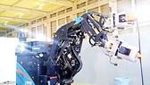 Robot dọn vệ sinh ở nhà máy Fukushima