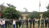 Chương trình Nghĩa tình Trường Sơn: Khởi công xây dựng trạm quân dân y Rào Tre