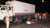 Tai nạn thương tâm trên cầu Cần Thơ, 4 mẹ con thương vong