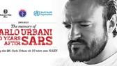 Tổ chức lễ tưởng niệm bác sĩ Carlo Urbani và 10 năm sau SARS