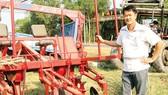Hai Lúa chế tạo máy nông nghiệp