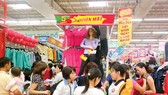 Firms strive to channel products through supermarkets