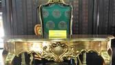 Bảo tàng Cổ vật Cung đình Huế tiếp nhận nhiều hiện vật quý