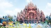 Suối Tiên nhiều công trình trò chơi mới lạ phục vụ du khách