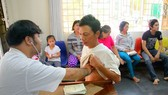Thang thuốc nghĩa tình giúp bệnh nhân nghèo