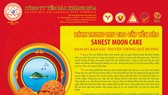 BÁNH TRUNG THU CAO CẤP YẾN SÀO SANEST MOON CAKE: ĐẬM ĐÀ BẢN SẮC TRUYỀN THỐNG QUÊ HƯƠNG