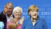 Đức: Đảng của Thủ tướng Merkel giành số phiếu cao nhất