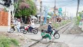 Xe lửa chạy trong nội thành: Nhiều hạn chế
