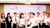 Vietcombank tài trợ 125 tỷ đồng cho dự án Nhà máy Sợi Phú Hưng