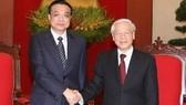 Tuyên bố chung Việt Nam-Trung Quốc