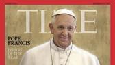 Giáo hoàng Francis là nhân vật của năm 2013