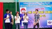 Quận Tân Phú, TPHCM: Hơn 3.000 học sinh, giáo viên tham gia ngày hội hướng nghiệp