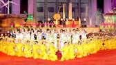 Khai mạc Festival Đờn ca tài tử quốc gia lần thứ nhất - Bạc Liêu 2014: Hòa vào dòng chảy tinh hoa văn hóa Việt Nam