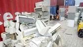 Hiểm họa rác thải điện tử