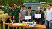 Nghệ An: Triệt phá đường dây ma túy lớn từ Lào về Việt Nam