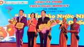 """Quỹ """"Vì Trường Sa thân yêu - Vì tuyến đầu Tổ quốc"""": TPHCM ủng hộ 16 tỷ đồng"""