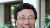 Phó Thủ tướng Phạm Bình Minh: Báo chí đã tạo nên sức mạnh lớn trong vấn đề biển Đông