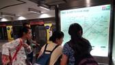 Chương trình tham quan học tập tại Singapore. Bài 4: Sử dụng xe điện ngầm và xe bus công cộng